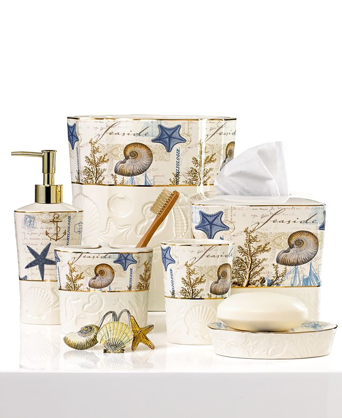 Avanti Antigua Bath Accessories, Avanti Bathroom Sets