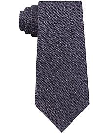 Men's Slim Knit Silk Tie