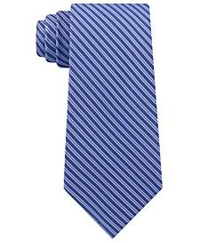 Men's Slim Stripe Silk Tie