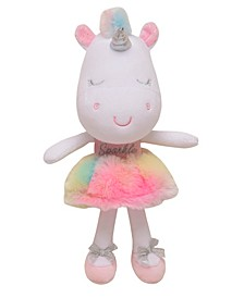 Interactive Gabby Unicorn Doll