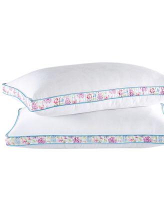Bird on Branch Design Pillow 2 Pack, King
