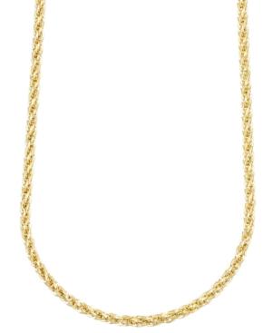 "14k Gold Necklace, 30""..."