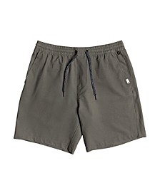 "Men's Union Elastic Amphibian 18"" Shorts"