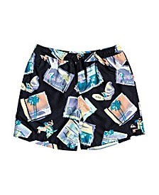 Men's Vacancy Volley Swim Trunk