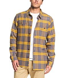 Quiksilver Men's Outer Ridge Flannel