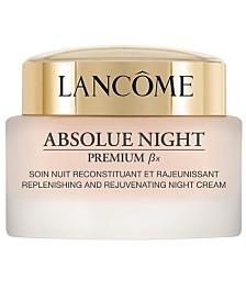 Lancôme Absolue Premium Bx Night Recovery Moisturizer Cream, 2.6 oz