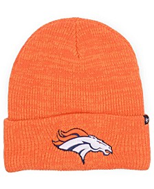 Denver Broncos Brain Freeze Cuff Knit Hat