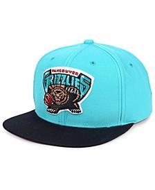 Vancouver Grizzlies 2 Tone Classic Snapback Cap