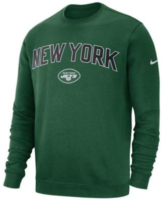 new york jets men's sweatshirt