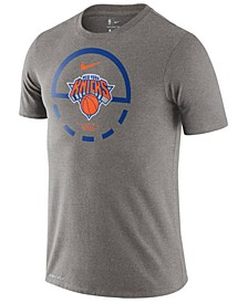 Men's New York Knicks Courtlines Dri-FIT T-Shirt