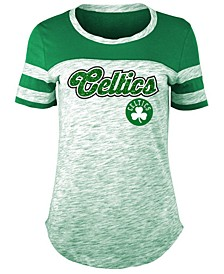 Women's Boston Celtics Space Dye T-Shirt
