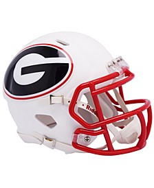 Georgia Bulldogs Speed AMP Alt Mini Helmet