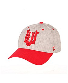 Utah Utes Oxford Flex Stretch Fitted Cap