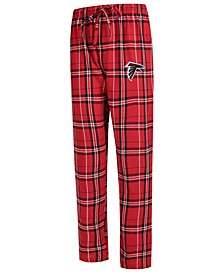 Men's Atlanta Falcons Hillstone Flannel Pants