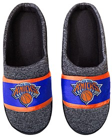 New York Knicks Poly Knit Slippers