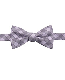 Men's Larkspur Plaid Bow Tie