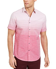 INC Men's Ombré Shirt, Created for Macy's