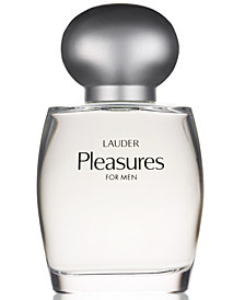 Estée Lauder pleasures For Men Cologne Spray, 3.4 oz