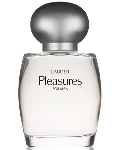 Estée Lauder pleasures For Men Cologne Spray, 3.4 oz