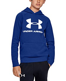 Boys' Rival Logo Hoodie