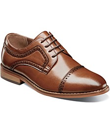Little and Big Boy Dickinson Cap Toe Oxford Shoe