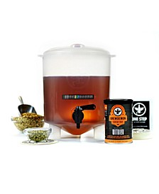 Twisted Monk Witbier Craft Beer Making Kit