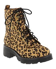 Maverick Combat Boots