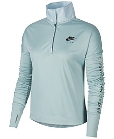 Women's Air Half-Zip Running Top