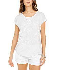 Printed Graphic Top, Created for Macy's