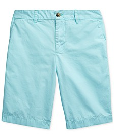 Big Boys Cotton Poplin Shorts