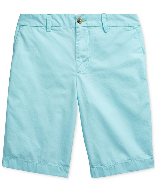 Polo Ralph Lauren Big Boys Cotton Poplin Shorts