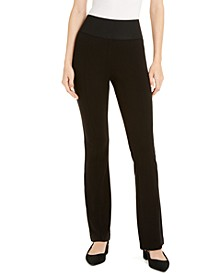 Pull-On Bootcut Pants, Created For Macy's