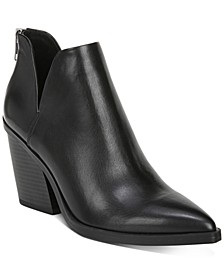 Vina Block-Heel Booties, Created for Macy's