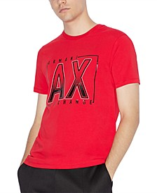 Men's Slim-Fit Tonal Logo T-Shirt