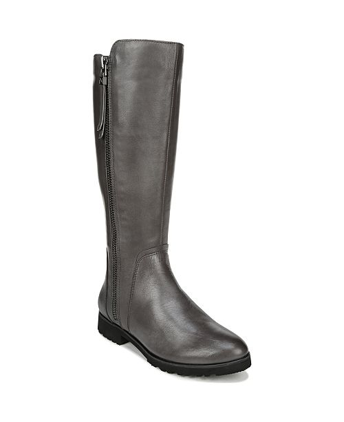 Naturalizer Gael Wide Calf Mid Shaft Boots