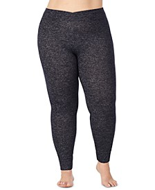 Plus Size Plus Size Soft Knit Leggings