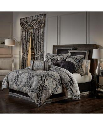 J Queen Vera King 4 Piece Comforter Set