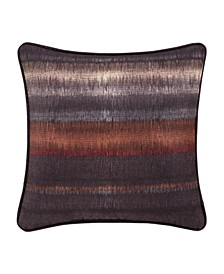 "J Queen Mesa 20"" Square Decorative Throw Pillow"
