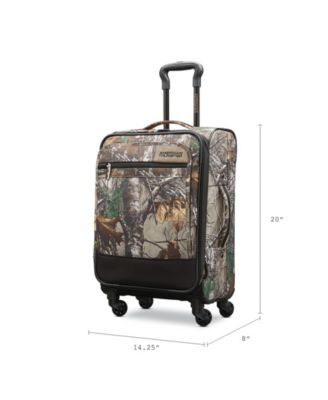 """Real Tree 20"""" Carry-On Luggage"""