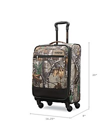 "Real Tree 20"" Carry-On Luggage"