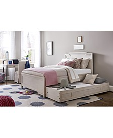 Serendipity Twin Bed with Trundle