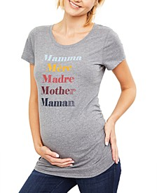 Mamma Mère Madre Mother Maman™ Graphic Tee