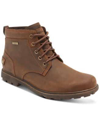 Men's Rugged Bucks II Chukka Boots