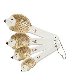 Molded Hedgehog Measuring Spoons