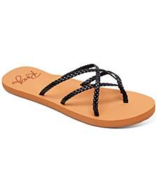 Trinn Flip-Flop Sandals