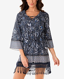 Provence D'Azur Swim Cover-Up