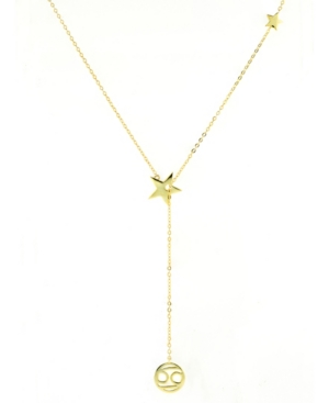 Zodiac Lariat Necklace