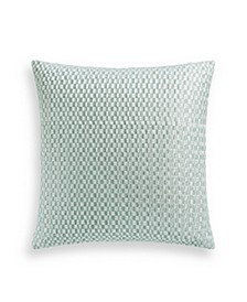 "Layered Frame 18"" X 18"" Decorative Pillow"