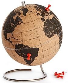 Mini Desktop Cork Globe