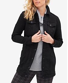 Maxi Denim Jacket